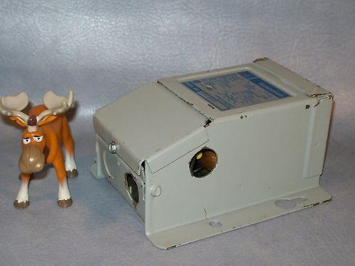 GE 9T51B103 Dry Transformer .075 KVA 120/240V to 12/24v
