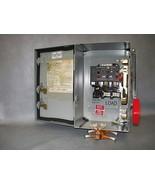 GE Heavy Duty Safety Switch 30 Amp 240V NP1578000L - $75.16