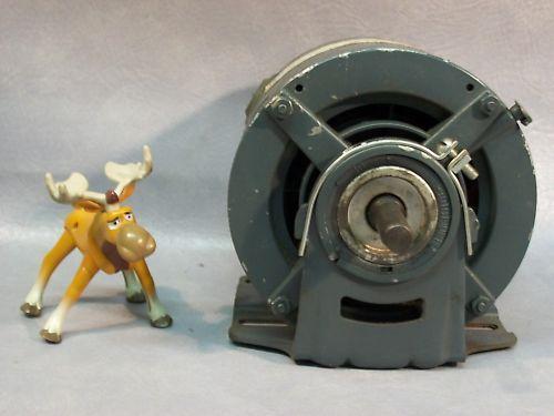 GE Motor 5XBG019D 1725 RPM 230V 1/4 HP Single Phase