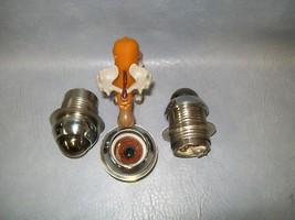 GE Vintage Lamp Bulb Holder for J5A    Lot of 3 - $49.59