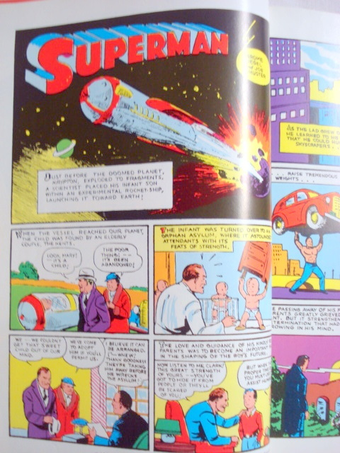 Superman From the Thirties to the Seventies HC Bridwell