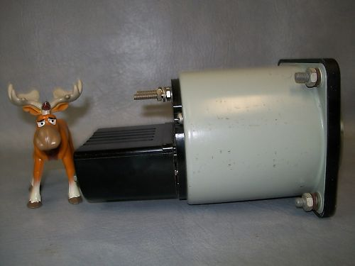 General Electric AC 0-300 Ammeter 100021RXRX1