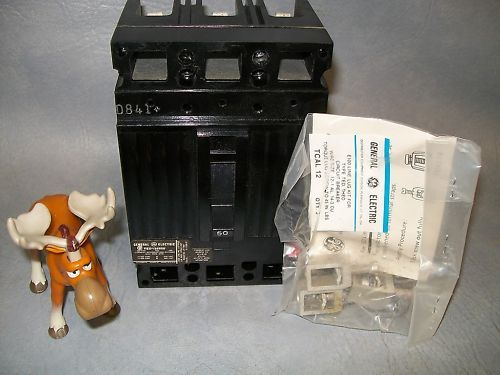General Electric TED134050 480V 50 amp Circuit Breaker
