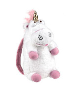 Universal Studios Despicable Me Unicorn Plush Backpack New with Tag - $51.54