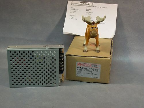 HiTron Power Supply HV150-11N 12VDC