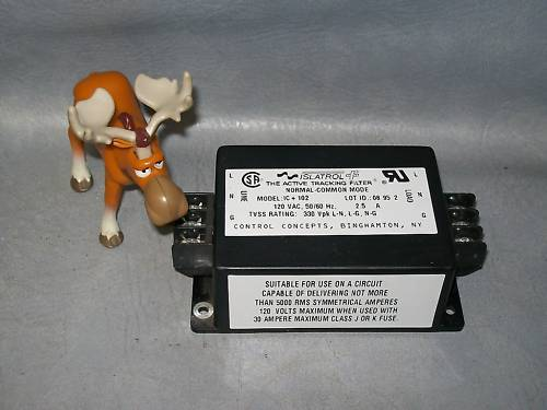 Islatrol The Active Tracking Filter IC+102 IC102