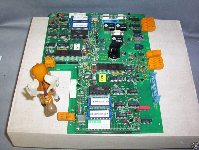 Keyboard/Display Controller 98-90-3-2139-A-00
