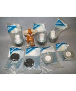 LEVITON 4 each 3ZL08 Lamp Holder and 3 each 3ZL09  660W - $55.17