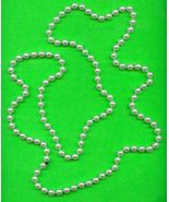 Old Pearl Bead Necklace - $5.00
