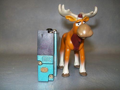 MAC Air Valve 92B-HAB-000-DM-DDAP-1DM