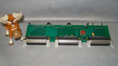 Microbar Inc PCB Sensor Interface MK2 Assy 11-0081-00