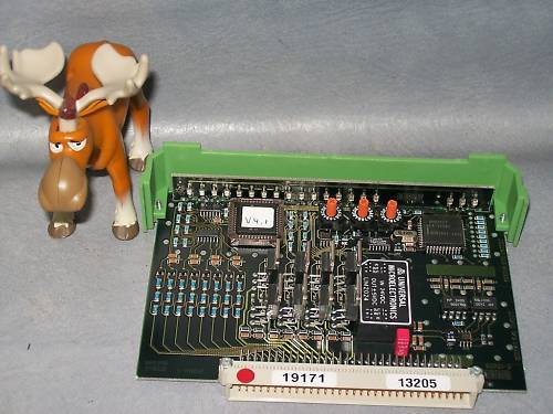 Mikcan Mikab 19171 I/O Card 8/8