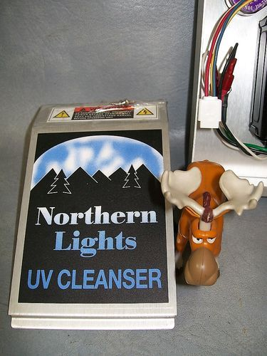 Northern Lights UV Cleanser HO 2222 POWER SUPPLY ONLY