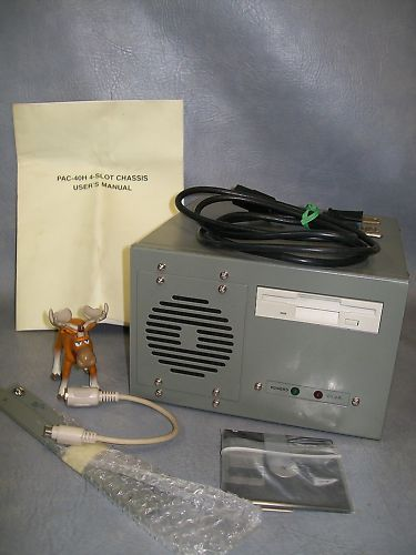 PAC-40H 4-Slot Chassis Power Supply