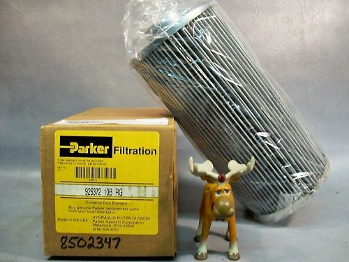Parker Hannifin Hydraulic Filter Element 926372 10B RG