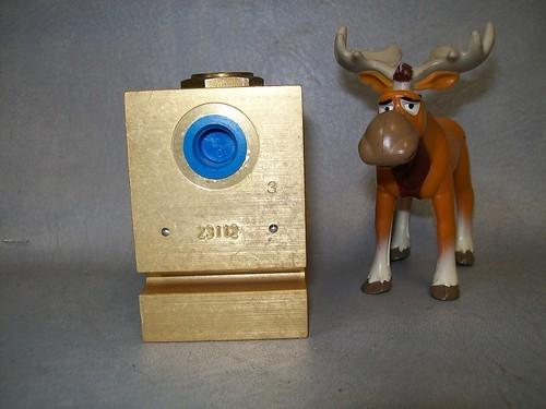 Pneumatic Control Valve 190-2-0.25