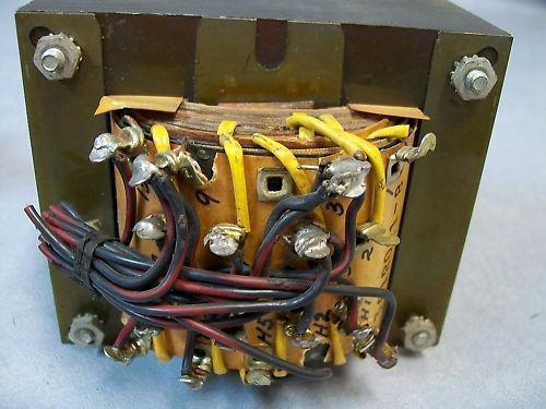 Robotron 3AO1D-A Model Transformer 230 / 460v