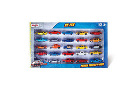Fresh Metal 25 Piece Collection Model Car Set 12005 - $43.49