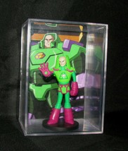 "LEX LUTHOR ""iNSPIRED BY DISPLAY"" BRAND NEW DISPLAY..SMOKE FREE HOME.. - $13.85"