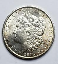 1878CC MORGAN SILVER DOLLAR COIN Lot# 519-9