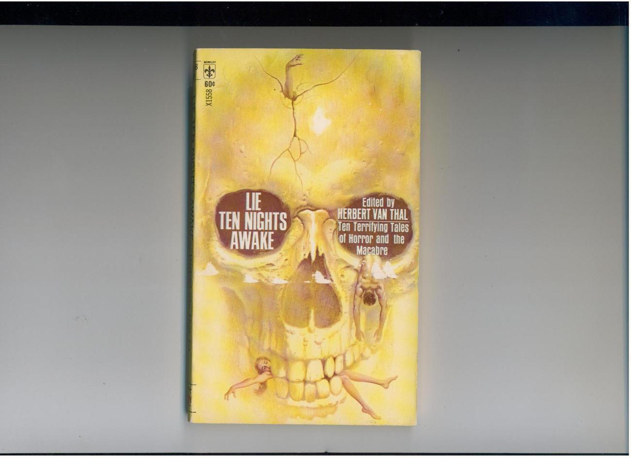 LIE TEN NGHTS AWAKE - 1969 - horror anthology