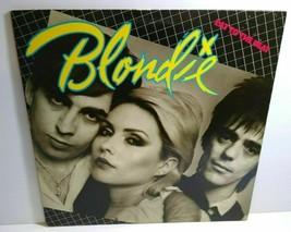 Blondie Eat To The Beat Vinyl LP Record New Wave Dreaming Atomic Debbie ... - $21.00