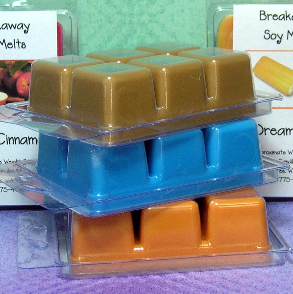 Apple Pie  Breakaway Clamshell Soy Wax Tart Melts