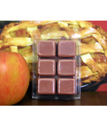 Apple Pie  Breakaway Clamshell Soy Wax Tart Melts - $3.50