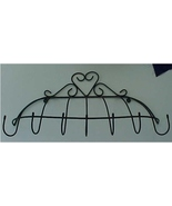 Large Black Wire Utensil Rack - $40.00