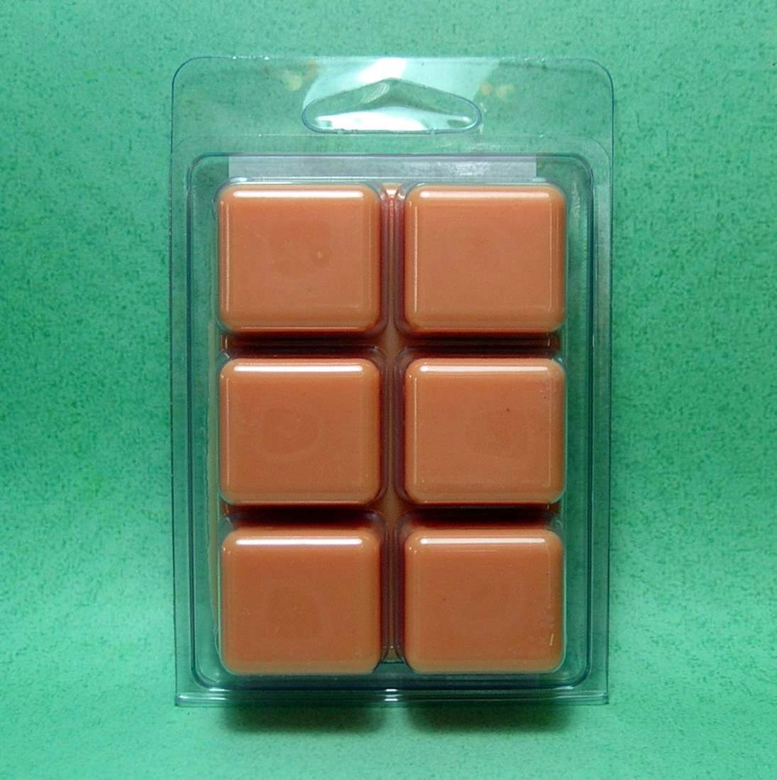 Apricot and Cream  Breakaway Clamshell Soy Wax Tart Melts