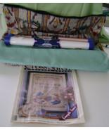 Aida Cloth and Tote - $15.00