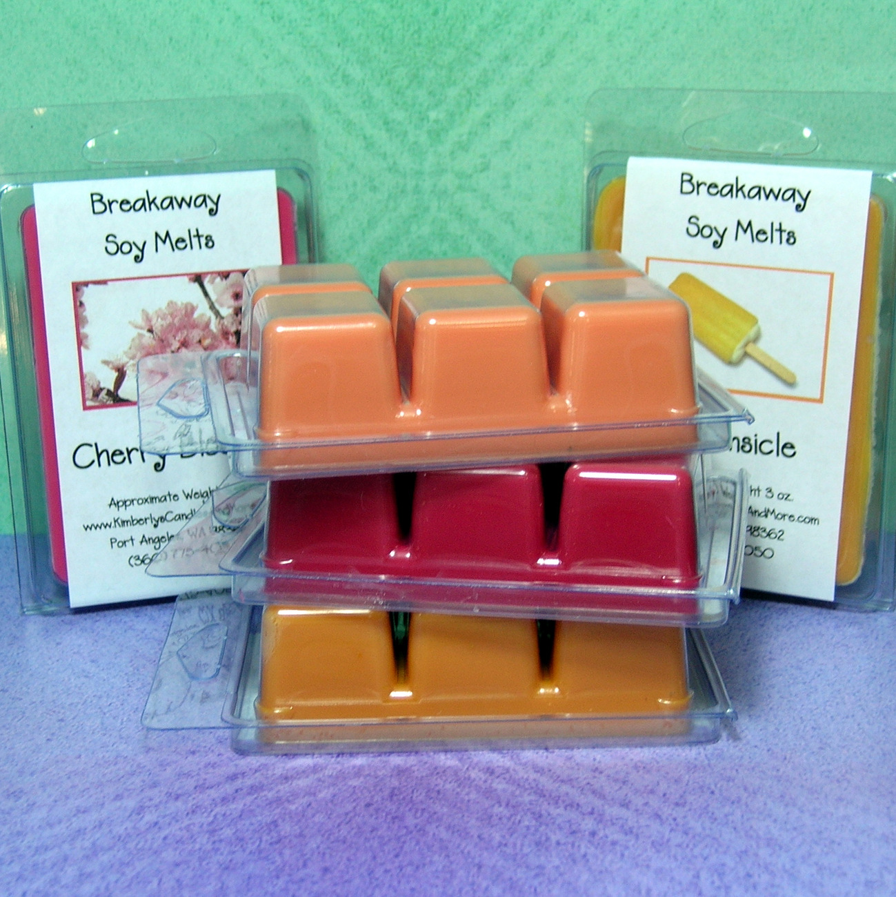 Bayberry Breakaway Clamshell Soy Wax Tart Melts