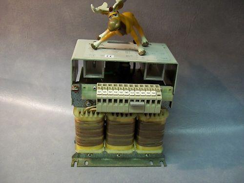 Siemens Transformer 4AV3100-2AB Pri 420/400/380 Sec 24V