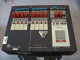 Square D 8865 Watchdog Management System Type EM-8 - $850.17