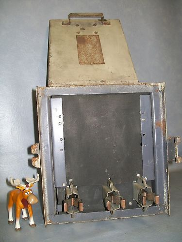 Square D Busway Switch 30A 575V SD-9341 SD9341 Ser. 1