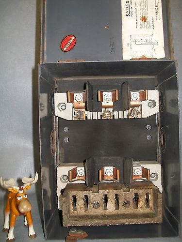 Square D Busway Switch 60AMP 575 AC SD-9342 SD3942