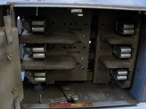 Square D QMB 3610-H 100 Amp 600 Vac Panel Board