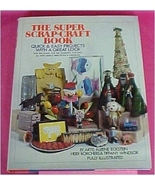 Book, The Super Scrap-Craft: Quick and Easy Projects With a Great Look - $12.00
