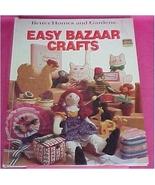 Book, Easy Bazaar Crafts, Better Homes & Garden... - $11.00