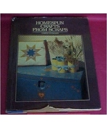 Book, Homespun Crafts from Scraps - $11.00