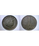 4433 1953 netherlands 1 cent combo thumbtall