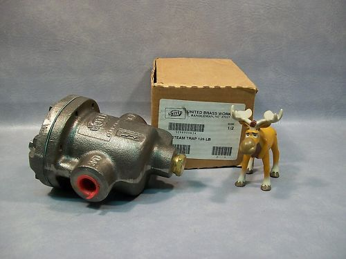 United Brass Works C-850-B Steam Trap 125 psi United Brass Works C-850-B Stea