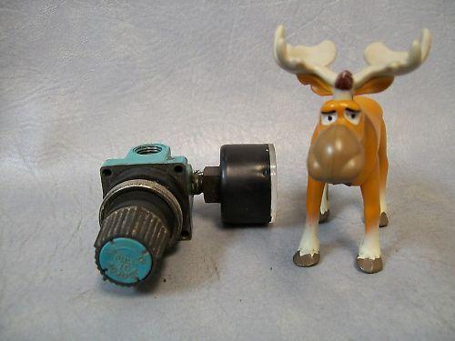 Wilkerson R00-C2-L00 B39 VDO Pressure Regulator 0-4