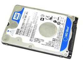 "Western Digital WD 500GB Internal Laptop Hard drive 2.5"" HD Toshiba Hita... - $34.30"
