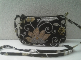 Vera Bradley Yellow Bird  Amy Style Cross Body Bag Retired - $18.00
