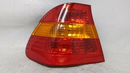 2002-2005 Bmw 325i Driver Left Side Tail Light Taillight Oem 55110 - $281.04