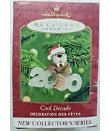 2000 Cool Decade New Collector's Series Walrus Hallmark Keepsake Ornament - $9.99
