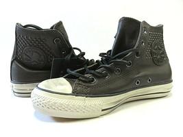 NEW Converse Chuck Taylor All Star John Varvatos Brown Size 5.5 High Top Sneaker - $98.95