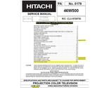 Hitachi dp33w thumb155 crop