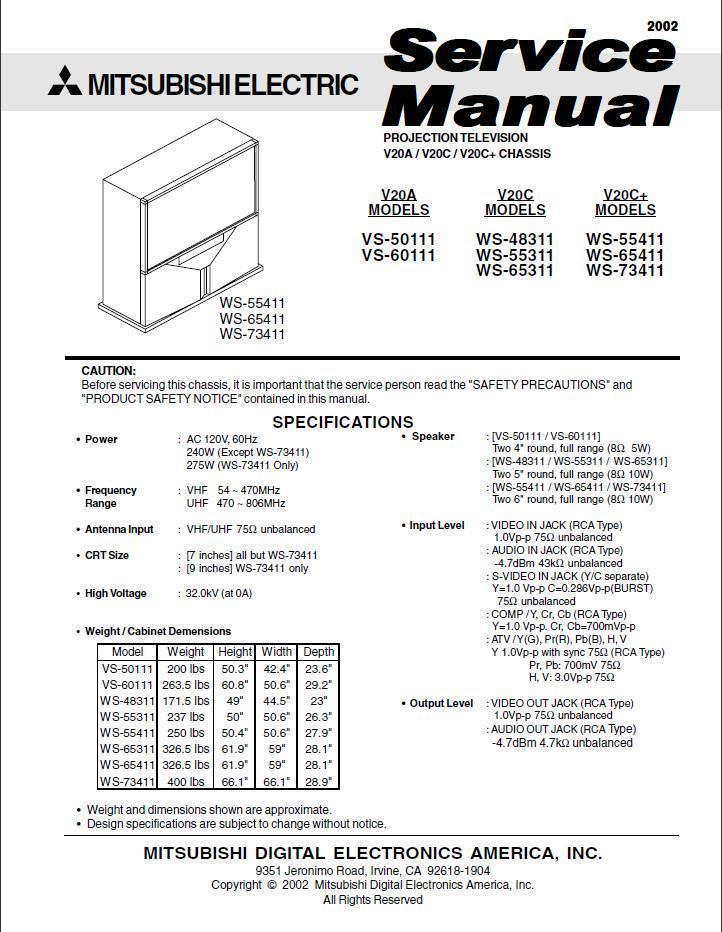mitsubishi vs 50111 vs 60111 ws 48311 and 50 similar items rh bonanza com Mitsubishi Eclipse Spyder 2005 Mitsubishi Lancer Manual PDF